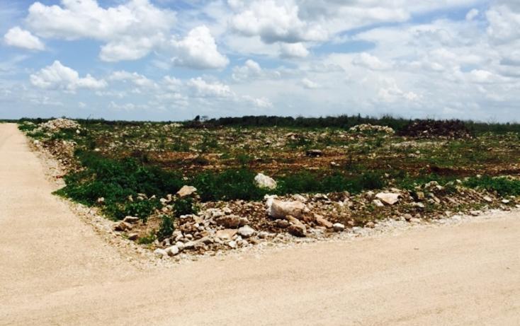 Foto de terreno habitacional en venta en  , conkal, conkal, yucatán, 1300341 No. 07