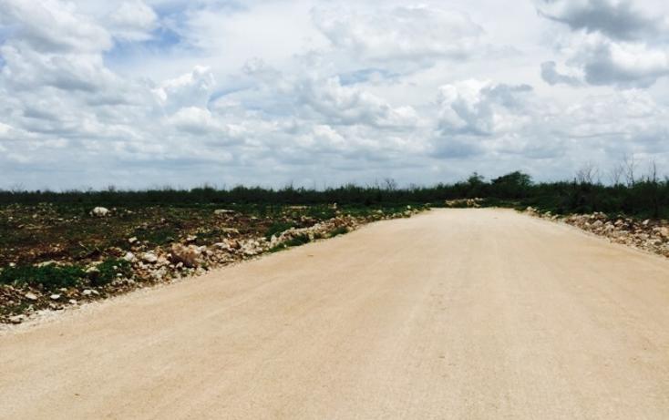 Foto de terreno habitacional en venta en  , conkal, conkal, yucatán, 1300341 No. 08
