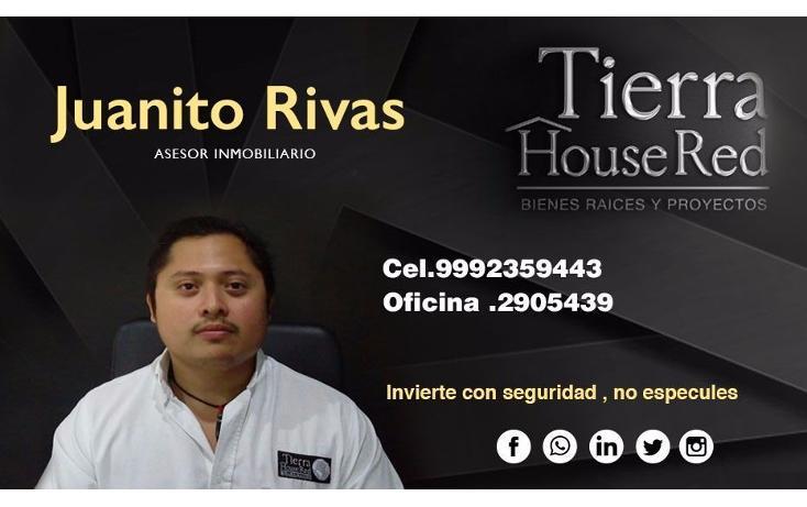 Foto de terreno habitacional en venta en  , conkal, conkal, yucatán, 1300341 No. 14