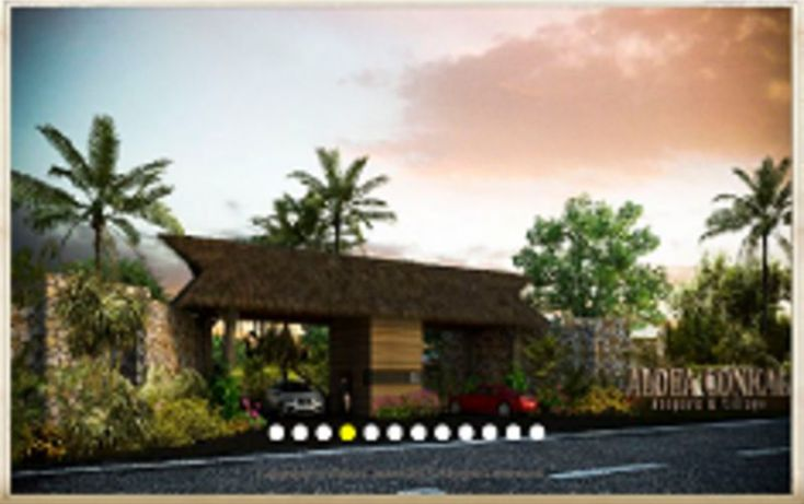 Foto de terreno habitacional en venta en, conkal, conkal, yucatán, 1300797 no 01
