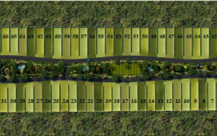 Foto de terreno habitacional en venta en, conkal, conkal, yucatán, 1300797 no 04