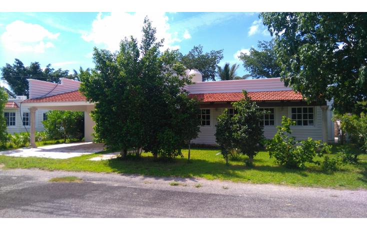 Foto de casa en venta en  , conkal, conkal, yucatán, 1303569 No. 01