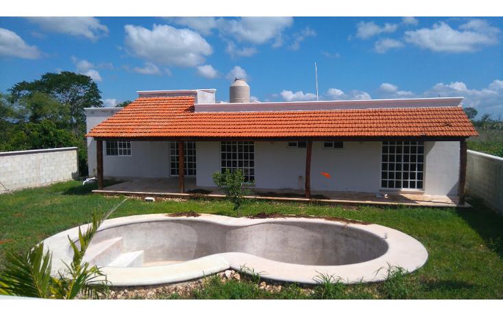 Foto de casa en venta en  , conkal, conkal, yucatán, 1303569 No. 12
