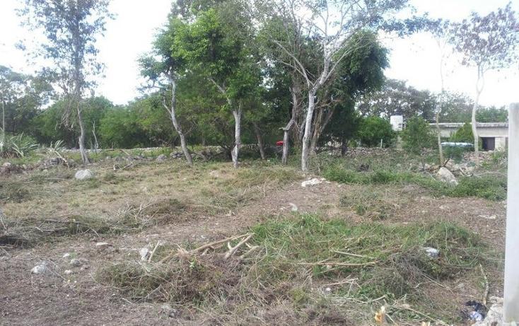 Foto de terreno habitacional en venta en  , conkal, conkal, yucatán, 1307689 No. 02