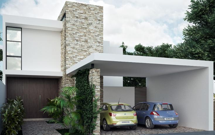 Foto de casa en venta en  , conkal, conkal, yucatán, 1309367 No. 01