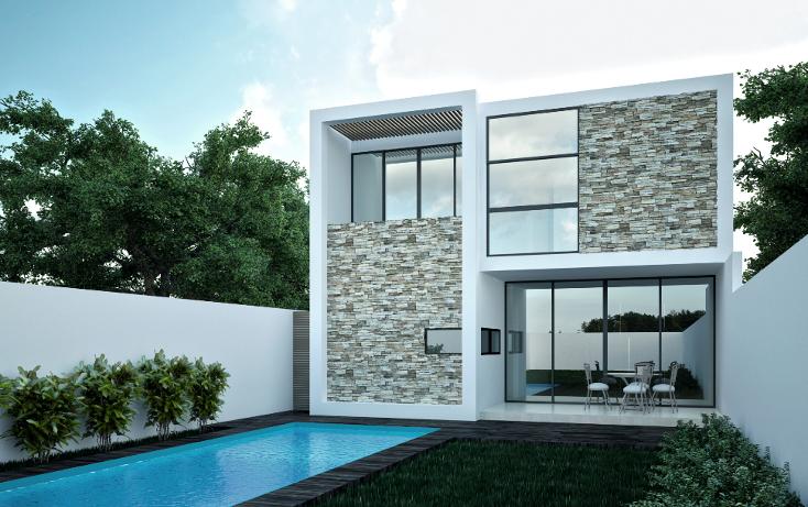 Foto de casa en venta en  , conkal, conkal, yucatán, 1309367 No. 02