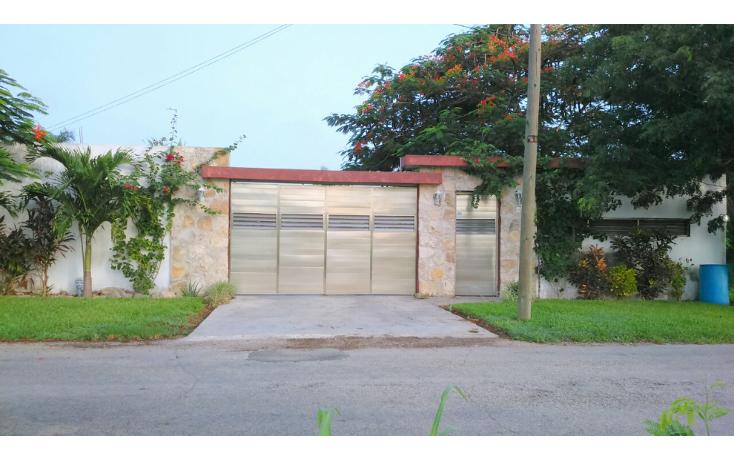 Foto de casa en venta en  , conkal, conkal, yucat?n, 1323269 No. 01