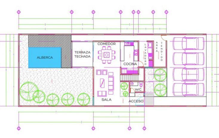 Foto de casa en venta en, conkal, conkal, yucatán, 1338813 no 05