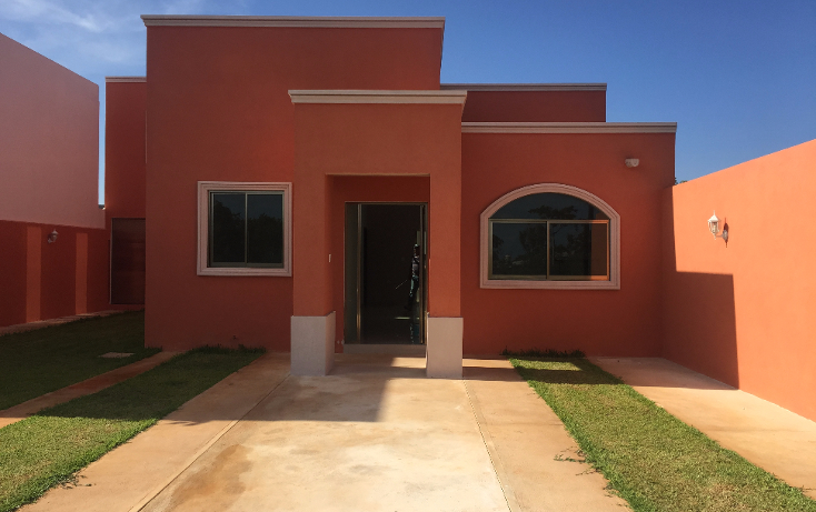 Foto de casa en venta en  , conkal, conkal, yucatán, 1345025 No. 01