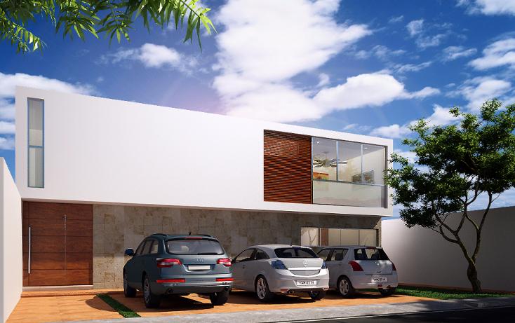 Foto de casa en venta en  , conkal, conkal, yucatán, 1352755 No. 01