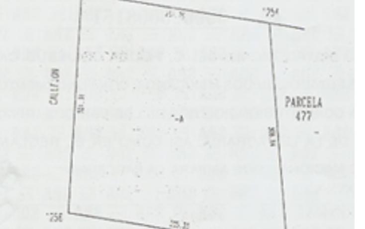 Foto de terreno habitacional en venta en  , conkal, conkal, yucat?n, 1356935 No. 01
