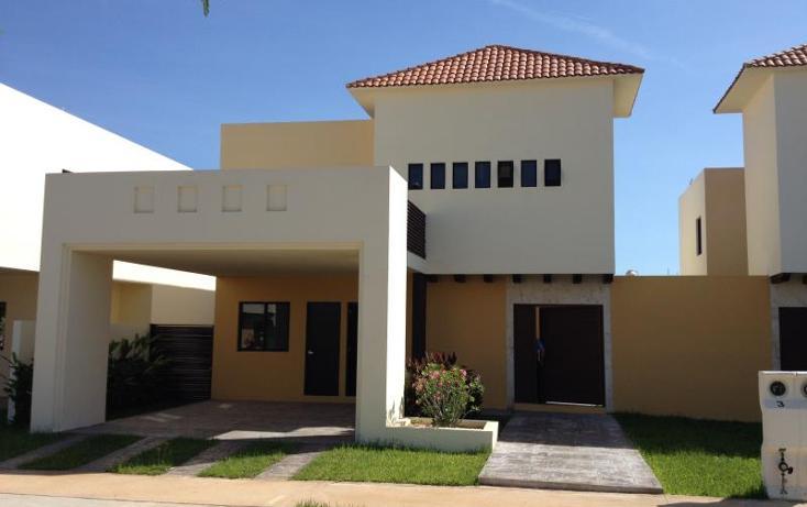 Foto de casa en venta en  , conkal, conkal, yucatán, 1361487 No. 01