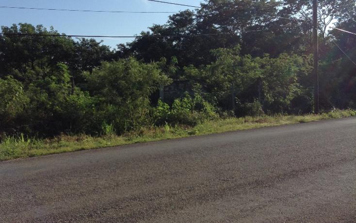 Foto de terreno comercial en venta en  , conkal, conkal, yucat?n, 1374363 No. 04