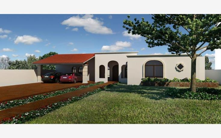 Foto de casa en venta en  , conkal, conkal, yucatán, 1379839 No. 01