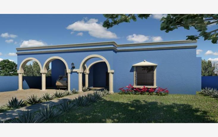Foto de casa en venta en  , conkal, conkal, yucat?n, 1379849 No. 01