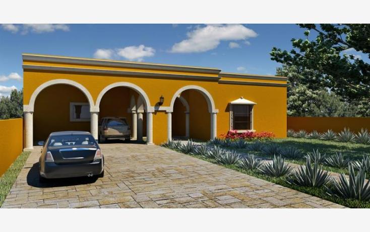 Foto de casa en venta en  , conkal, conkal, yucatán, 1379849 No. 02