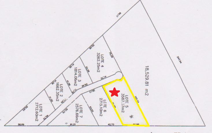 Foto de terreno habitacional en venta en  , conkal, conkal, yucatán, 1392503 No. 01