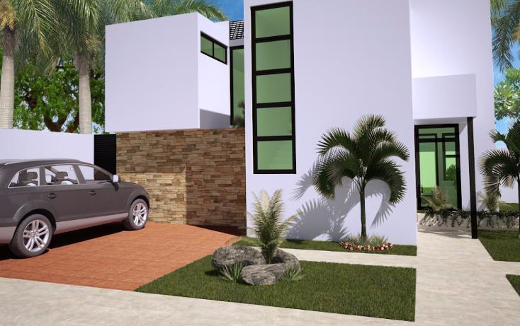 Foto de casa en venta en  , conkal, conkal, yucatán, 1392513 No. 01