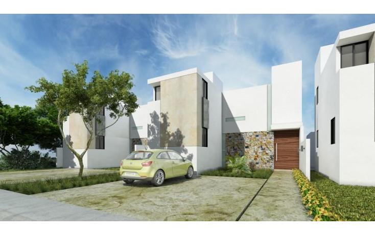 Foto de casa en venta en  , conkal, conkal, yucat?n, 1394771 No. 01