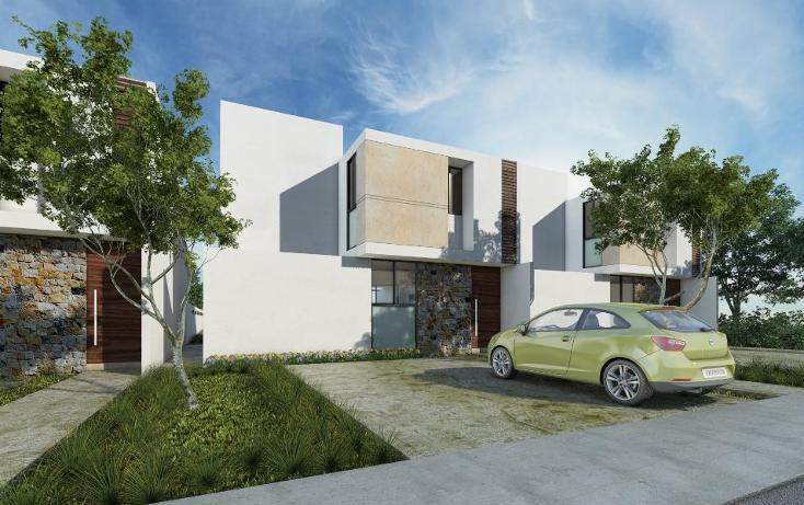 Foto de casa en venta en  , conkal, conkal, yucatán, 1394779 No. 01
