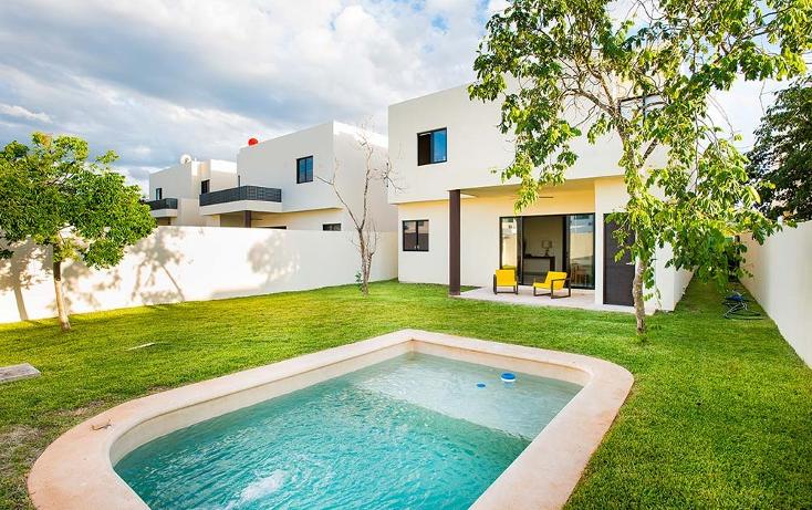 Foto de casa en venta en  , conkal, conkal, yucat?n, 1417459 No. 09