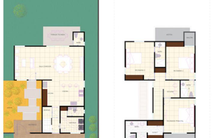 Foto de casa en venta en, conkal, conkal, yucatán, 1417459 no 17