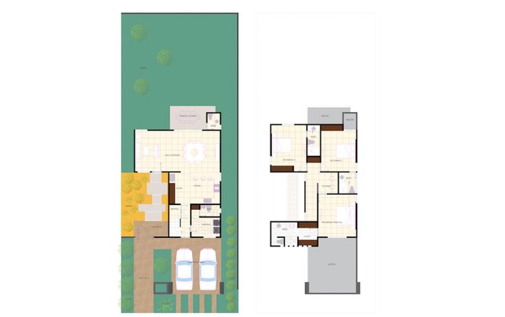 Foto de casa en venta en  , conkal, conkal, yucat?n, 1417459 No. 17