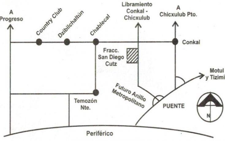 Foto de casa en venta en, conkal, conkal, yucatán, 1417685 no 03
