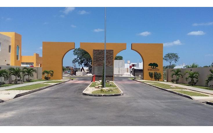 Foto de terreno habitacional en venta en  , conkal, conkal, yucat?n, 1418649 No. 01