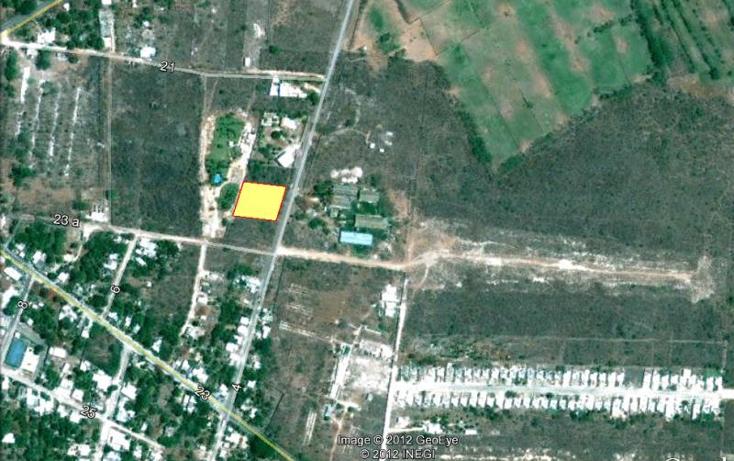 Foto de terreno habitacional en venta en  , conkal, conkal, yucat?n, 1423311 No. 02