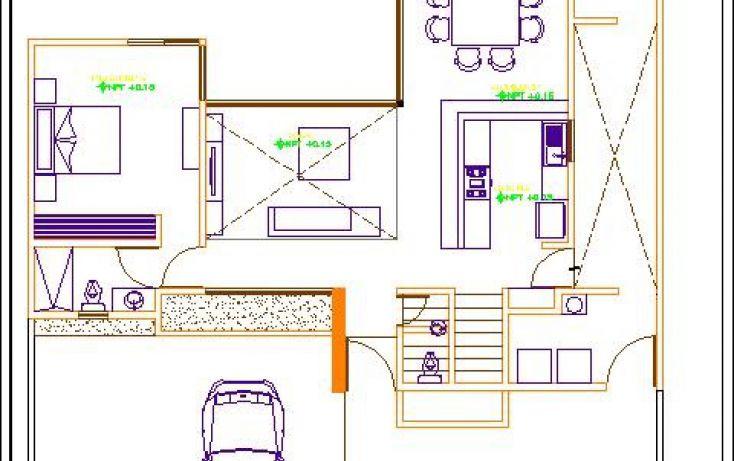 Foto de casa en venta en, conkal, conkal, yucatán, 1423659 no 07