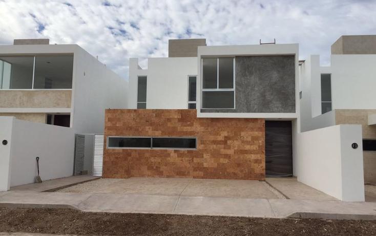 Foto de casa en venta en  , conkal, conkal, yucat?n, 1427567 No. 03