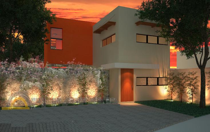 Foto de casa en venta en  , conkal, conkal, yucatán, 1436559 No. 01