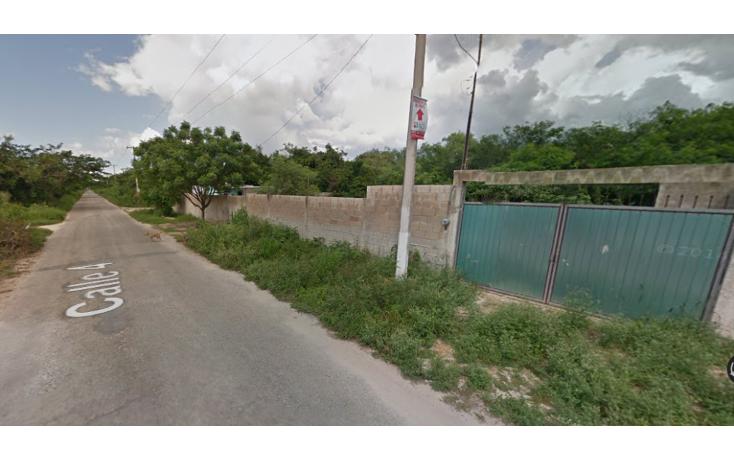 Foto de terreno habitacional en venta en  , conkal, conkal, yucat?n, 1436601 No. 03