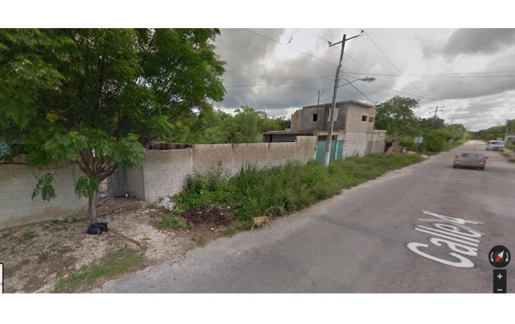 Foto de terreno habitacional en venta en  , conkal, conkal, yucat?n, 1436601 No. 04