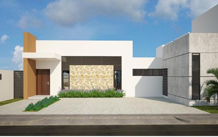 Foto de casa en venta en  , conkal, conkal, yucatán, 1438447 No. 01