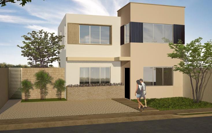 Foto de casa en venta en  , conkal, conkal, yucatán, 1442225 No. 01