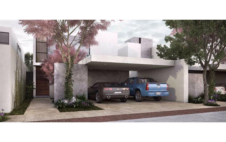 Foto de casa en venta en  , conkal, conkal, yucatán, 1442287 No. 01