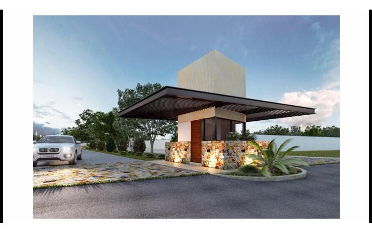 Foto de casa en venta en  , conkal, conkal, yucatán, 1449135 No. 01