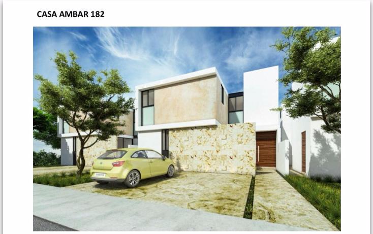 Foto de casa en venta en  , conkal, conkal, yucatán, 1449135 No. 04