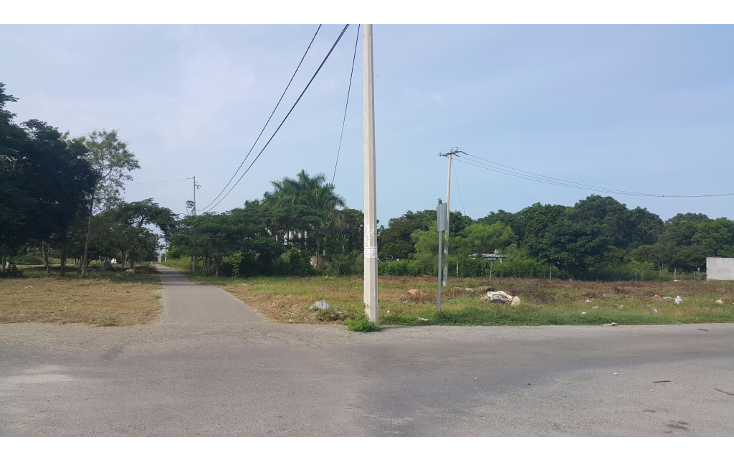 Foto de terreno comercial en venta en  , conkal, conkal, yucatán, 1451159 No. 04