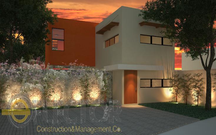 Foto de casa en venta en  , conkal, conkal, yucat?n, 1451199 No. 01