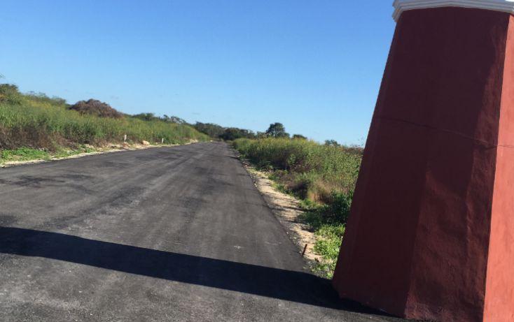 Foto de terreno habitacional en venta en, conkal, conkal, yucatán, 1466623 no 05