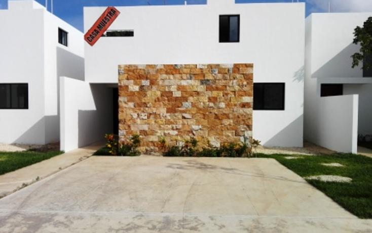 Foto de casa en venta en  , conkal, conkal, yucatán, 1478563 No. 01