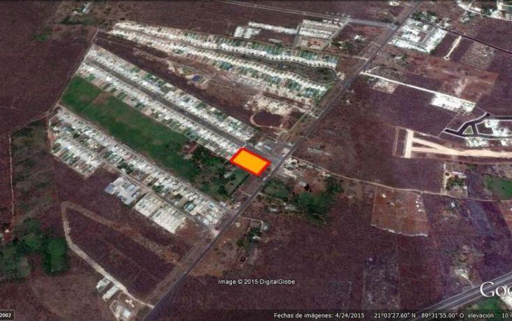 Foto de terreno comercial en venta en, conkal, conkal, yucatán, 1492641 no 10