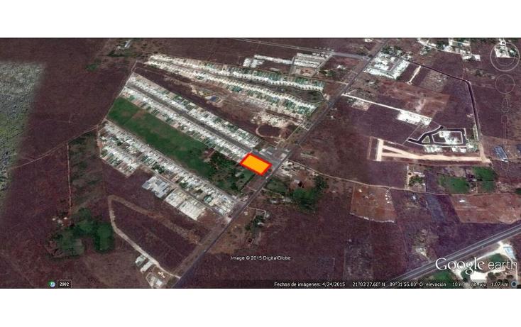 Foto de terreno comercial en venta en  , conkal, conkal, yucatán, 1492641 No. 10