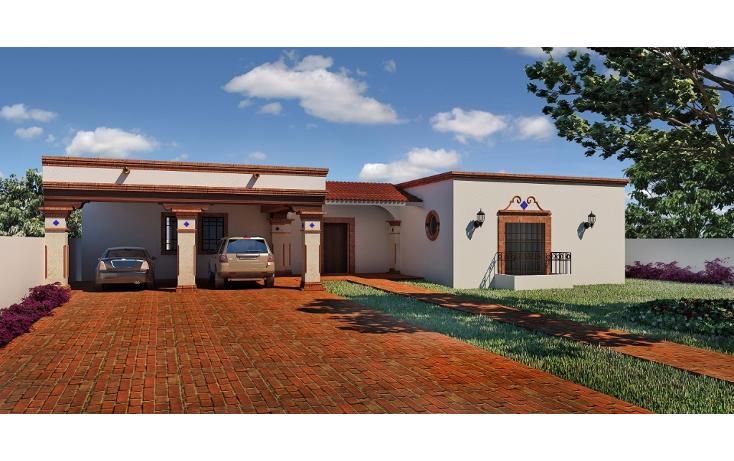 Foto de casa en venta en  , conkal, conkal, yucatán, 1495599 No. 01