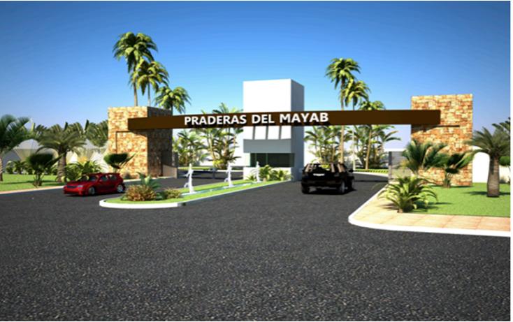 Foto de casa en venta en  , conkal, conkal, yucatán, 1495659 No. 01