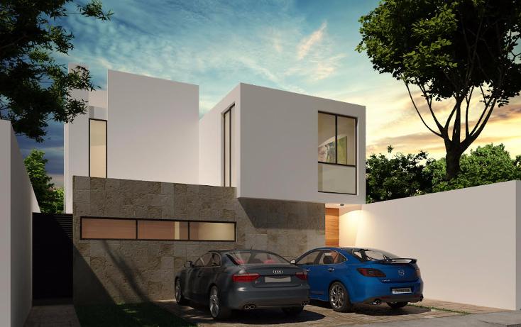 Foto de casa en venta en  , conkal, conkal, yucatán, 1495659 No. 02