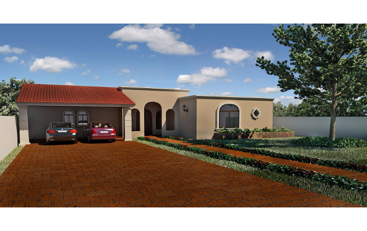 Foto de casa en venta en  , conkal, conkal, yucatán, 1495879 No. 01